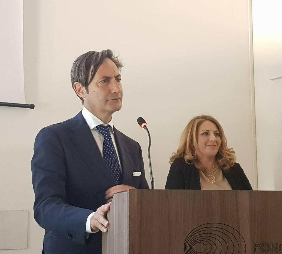 Dottor Alfonso Maria Irollo al Congresso per PMA Fecondazione Assistita a Loreto...