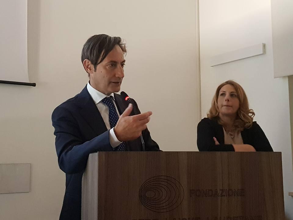 Dottor Alfonso Maria Irollo al Congresso per PMA Fecondazione Assistita a Loreto.....