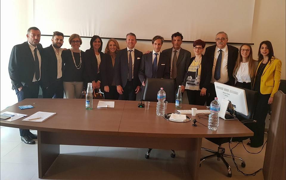 Dottor Alfonso Maria Irollo al Congresso per PMA Fecondazione Assistita a Loreto.