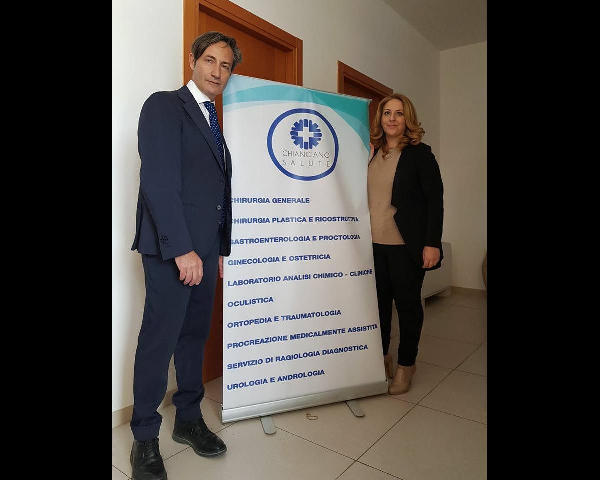 Dottor Alfonso Maria Irollo al Congresso per PMA Fecondazione Assistita a Loreto