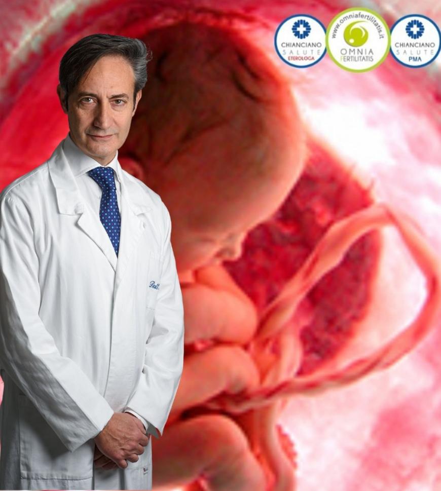Omnia Fertilitatis di Alfonso Maria Irollo e' anche un centro antiabortivo